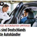 Autokauf: Deutschlands beste Autohändler (BILDplus) Das sind die besten Autohäuser