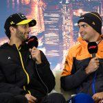 Carlos Sainz zu Ferrari: McLaren angelt sich Ricciardo