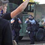 Demonstrationen gegen Polizeigewalt: Schüsse auf Polizisten bei Protesten in Minneapolis – weitere 1000 Nationalgardisten entsandt