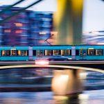 Logistik: Die Straßenbahn bringt die Pakete