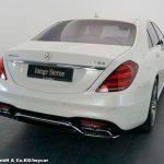Mercedes S 63 AMG 4Matic+ L zu verkaufen 100.000 Euro Wertverlust in drei Jahren!