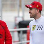 Doppelte Sicherheit bei Ferrari: Zwei Autos, zwei Blasen