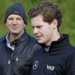 DTM: Überraschendes Debüt Newey testet für WRT Audi