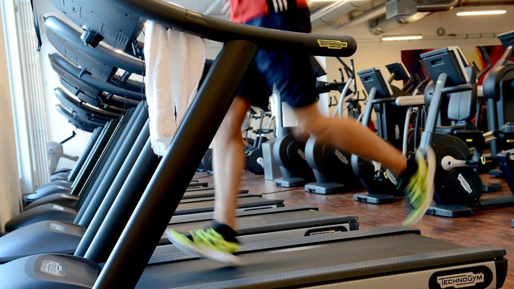 Corona Fitnessstudio Rlp