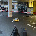 Großeinsatz in Augsburg: Polizei schießt auf 19-Jährigen
