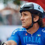 Handbike: Zanardi mit Unfall Zanardi im Krankenhaus