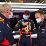 Formel 1: Verstappen kämpferisch Marko stichelt gegen Ferrari