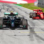 Rennanalyse GP Österreich 2020: Mercedes kurz vor Doppelausfall