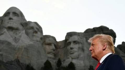 Trump beschwört zum Unabhängigkeitstag Überlegenheit der USA