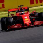 Formel 1: Ferrari ohne Spaß in Spa Vettel: Stift dabei, aber nicht für Unterschrift