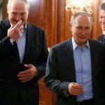 Putin verspricht Lukaschenko militärische Unterstützung bei Zuspitzung der Lage