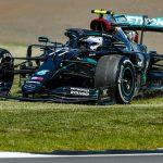 Trainingsanalyse GP England 2020: Mercedes versteckt sich