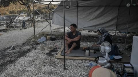Bericht: Griechenland behindert ausländische Hilfe für Flüchtlingslager