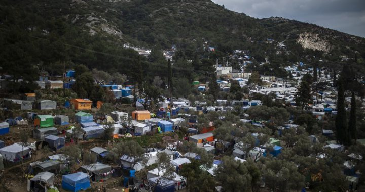 Erste Festnahmen: Feuer auf Samos unter Kontrolle