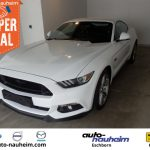 Ford Mustang GT 5.0 V8: gebraucht, Coupé, PS, kaufen Wenig gelaufener Ford Mustang mit V8 und 421 PS unter 36.000 Euro
