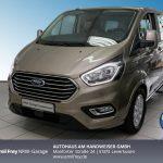 Ford Tourneo Custom: Transit, gebraucht, Preis, kaufen Junger und günstiger Ford Tourneo Custom mit wenig Kilometern