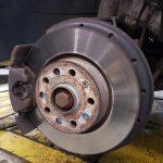 Das ABS System erhöht die Fahrsicherheit