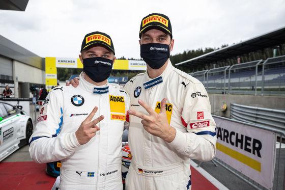 ADAC GT Masters am Red Bull-Ring BMW-Duo gewinnt Jubiläumsrennen