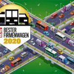 Der AUTO BILD Firmenwagen Award 2020 Wählen Sie die besten Dienstwagen und gewinnen Sie tolle Preise!