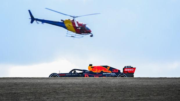 Max Verstappen - Red Bull - Formel 1 - GP Portugal - Portimao - 23. Oktober 2020
