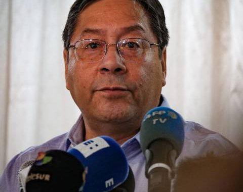 Morales-Kandidat: Bolivien: Arce gewinnt Wahl laut offizieller Auszählung
