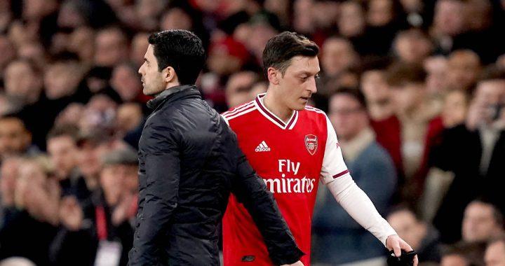 """Nicht """"fair, offen und ehrlich"""": Özils Berater attackiert Arsenals Trainer"""