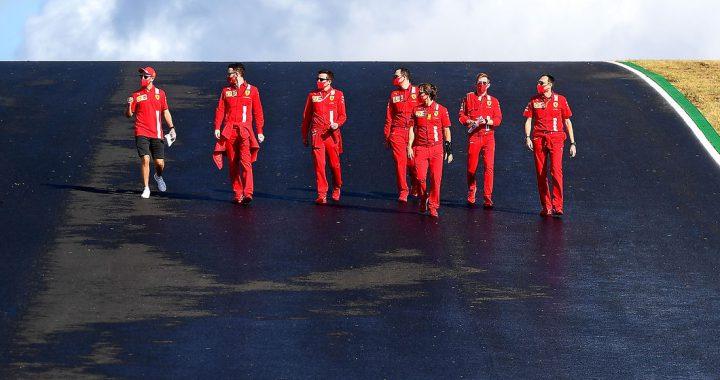 Team-Check am Donnerstag: Platzt bei Ferrari der Knoten?