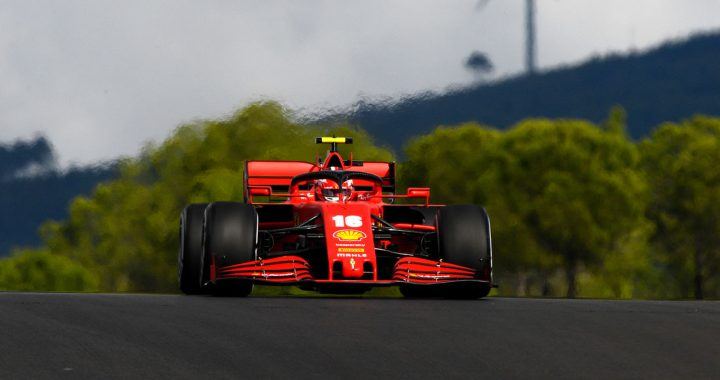 Trainingsanalyse GP Portugal 2020: Ferrari macht Hoffnung