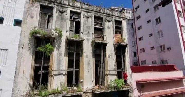 Video: Vernachlässigte Häuser in Havanna