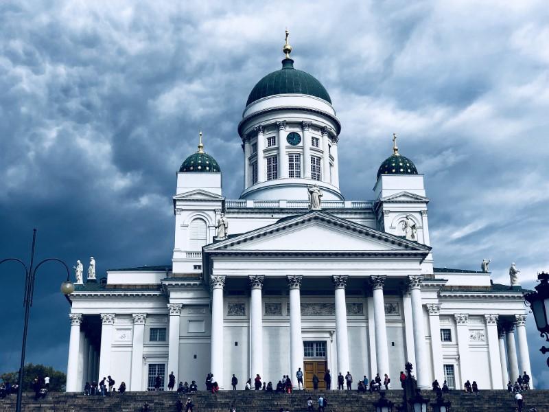 Senatsplatz, Helsinki