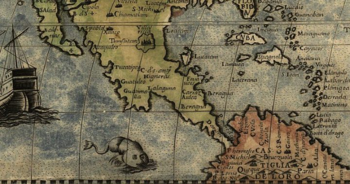 Bemerkenswerte historische Karten und was sie zeigen