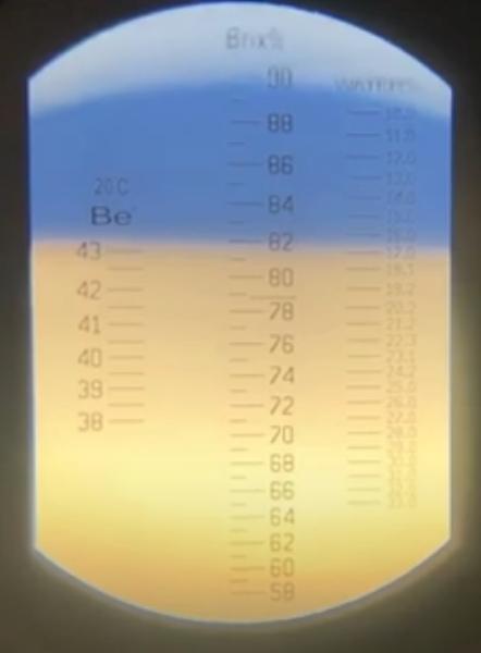 Honigrefraktometer